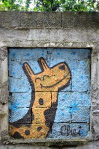 Giraf van Chei