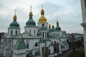 Sint-Sofiakathedraal in Kiev
