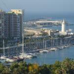Muelle Uno, de nieuwe wandelboulevard van Malaga